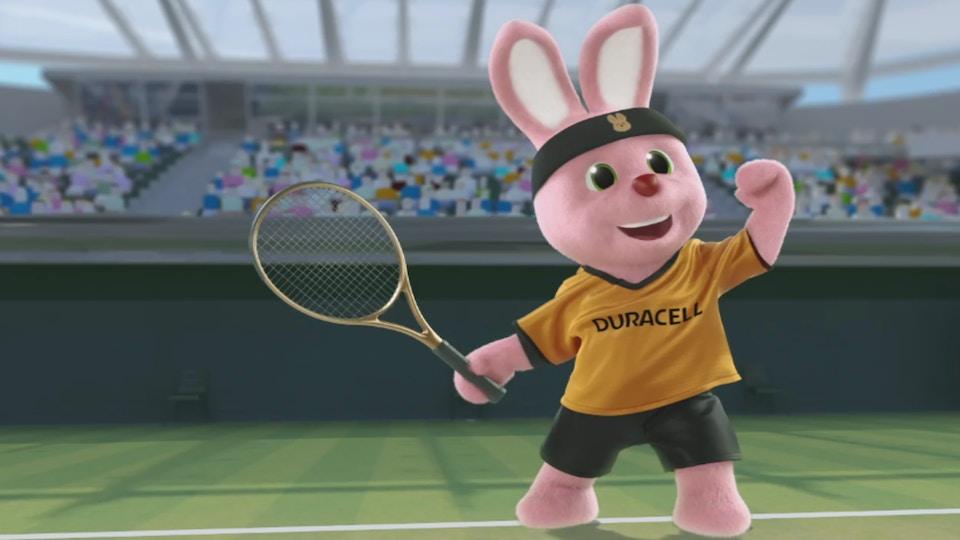 Duracell Wimbledon