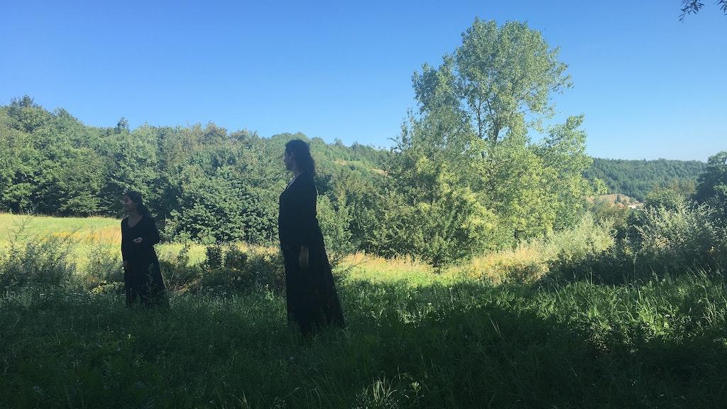 E lu me amù e Passi Cantati | Camilla Dell'Agnola e Valentina Turrini