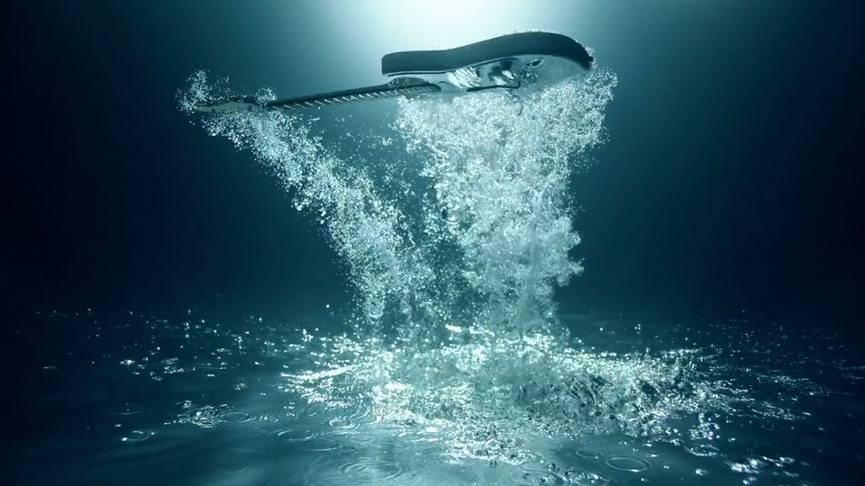 Samsung - Aquabatics