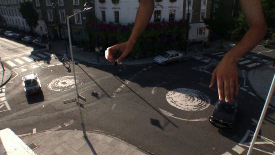 Roundabout Beat Juggle