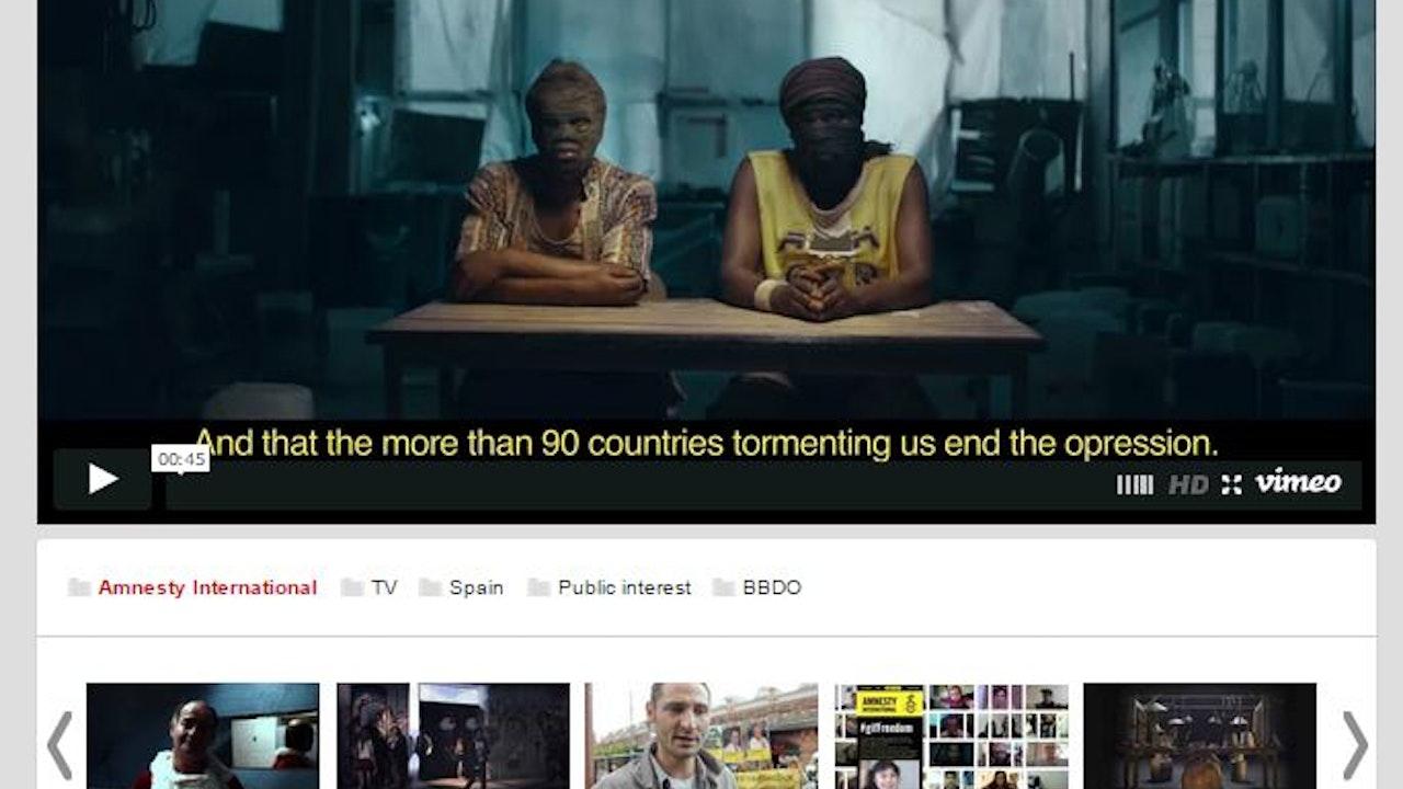 Amnesty International_Ads of the World
