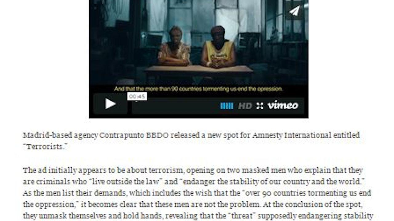 Amnesty International_AdWeek_2