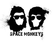 Space Monkeys. A creative studio from outer space.