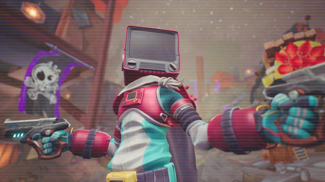 Captain Toonhead / Video Game Trailer
