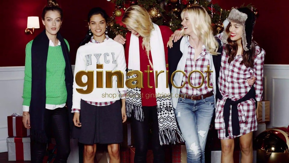 Gina Tricot Red