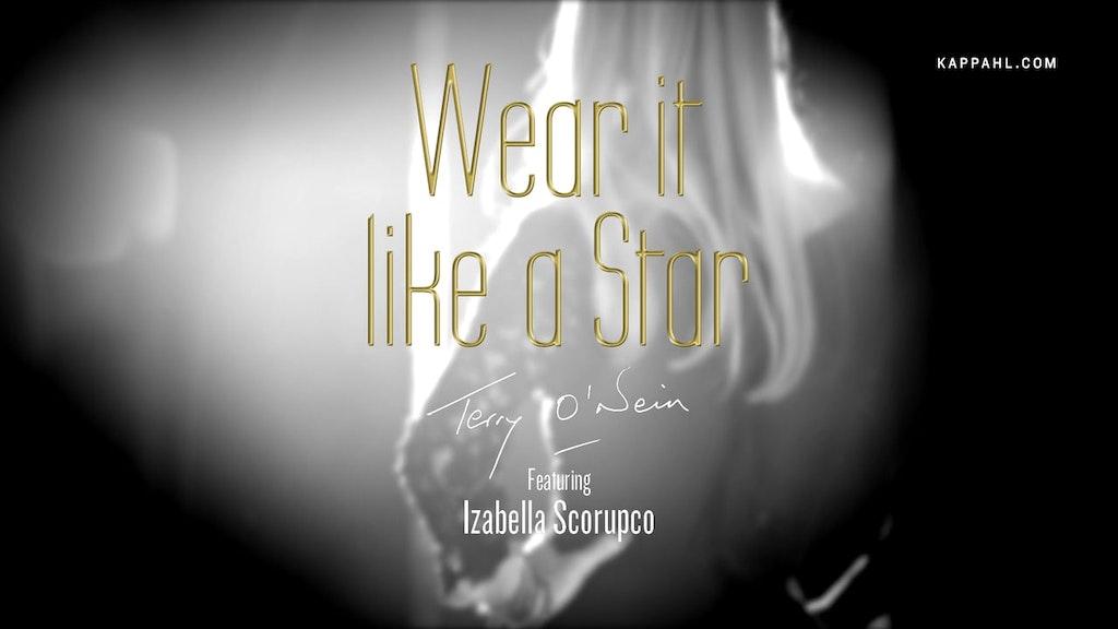 KappAhl BTS wear it like a star