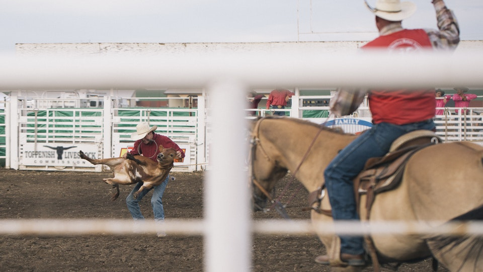The Toppenish Rodeo
