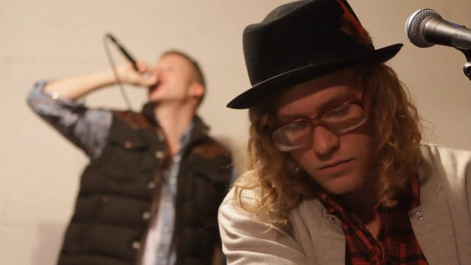 Musician collaborations - Allen Stone /  Macklemore Collaboration