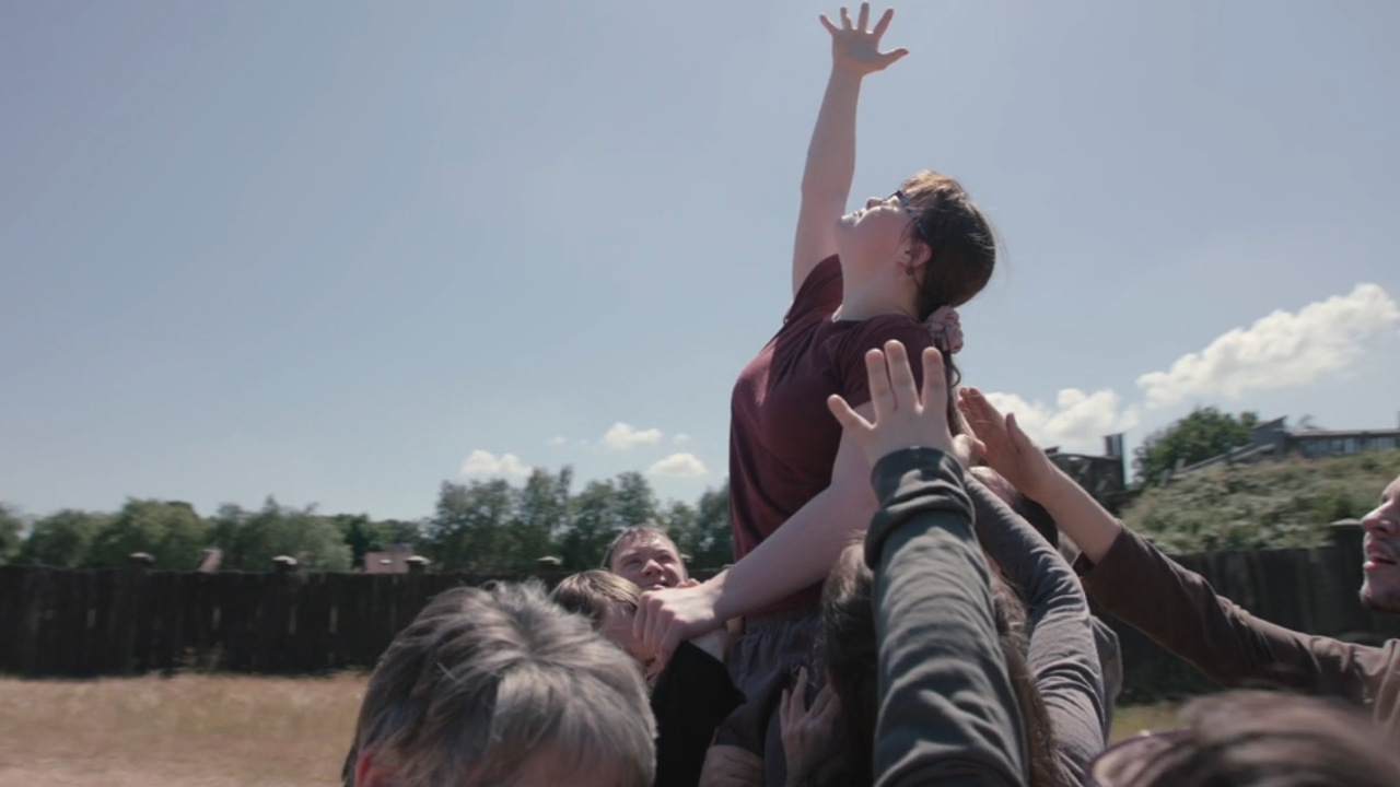 We are Here - Freefall & Birmingham Royal Ballet -
