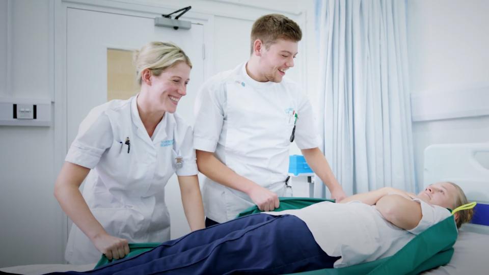 Journey to Nursing - University of Birmingham