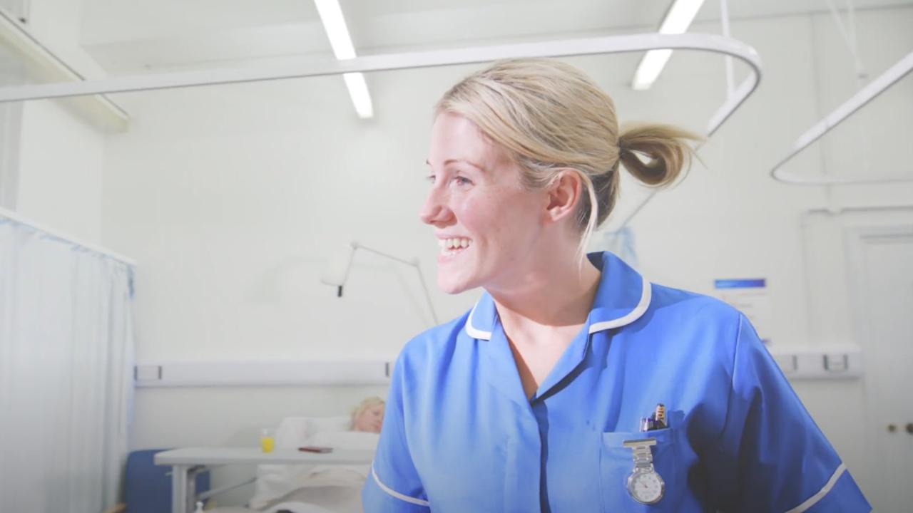 Journey to Nursing - University of Birmingham -