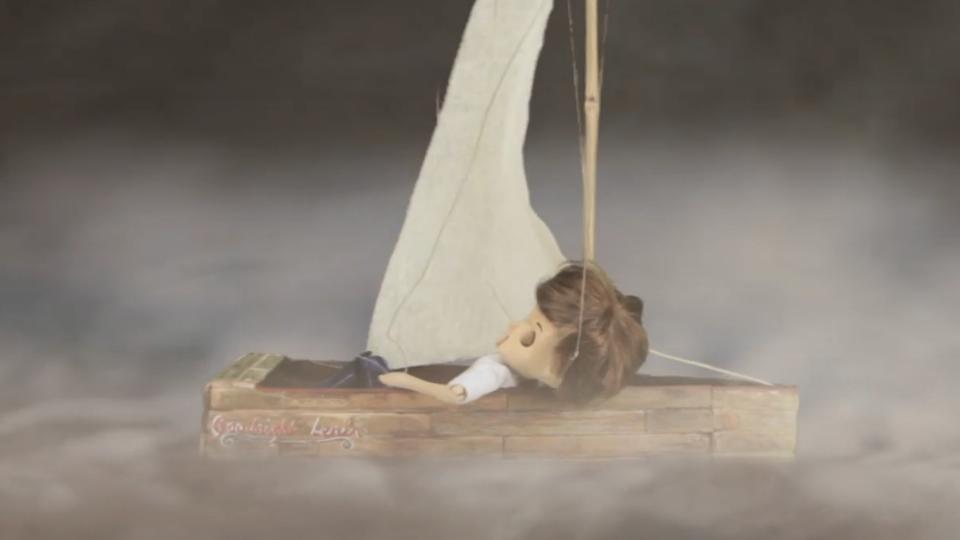 Wenceslas Square - Goodnight Lenin