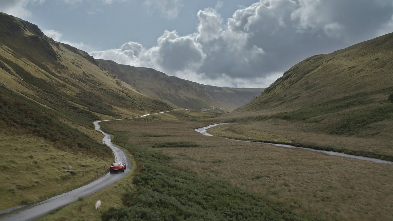 Visit Wales - Aston Martin