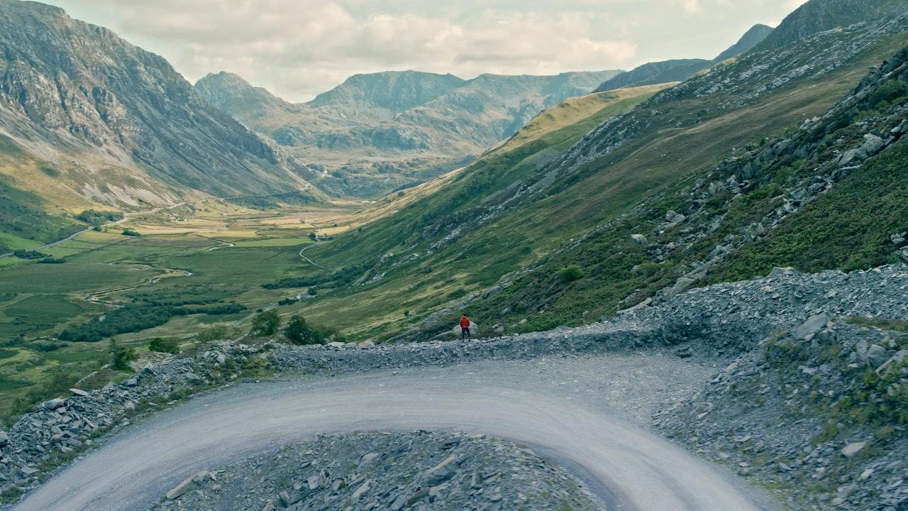 Visit Wales - Year of Outdoors - Luke Evans