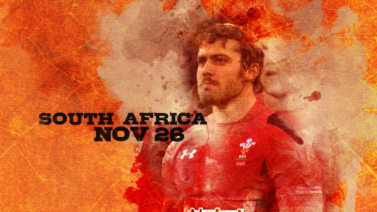 BBC Wales - Autumn Internationals