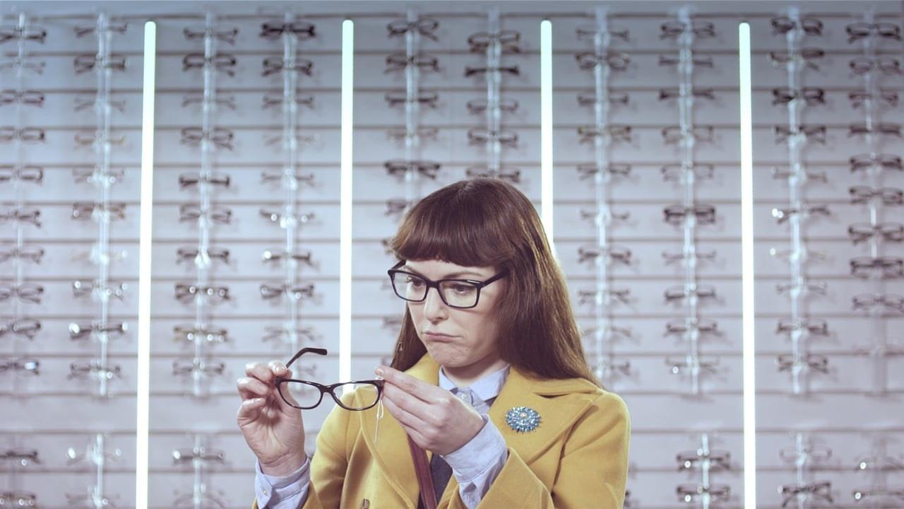 Glasses Direct - Girl Interrupted