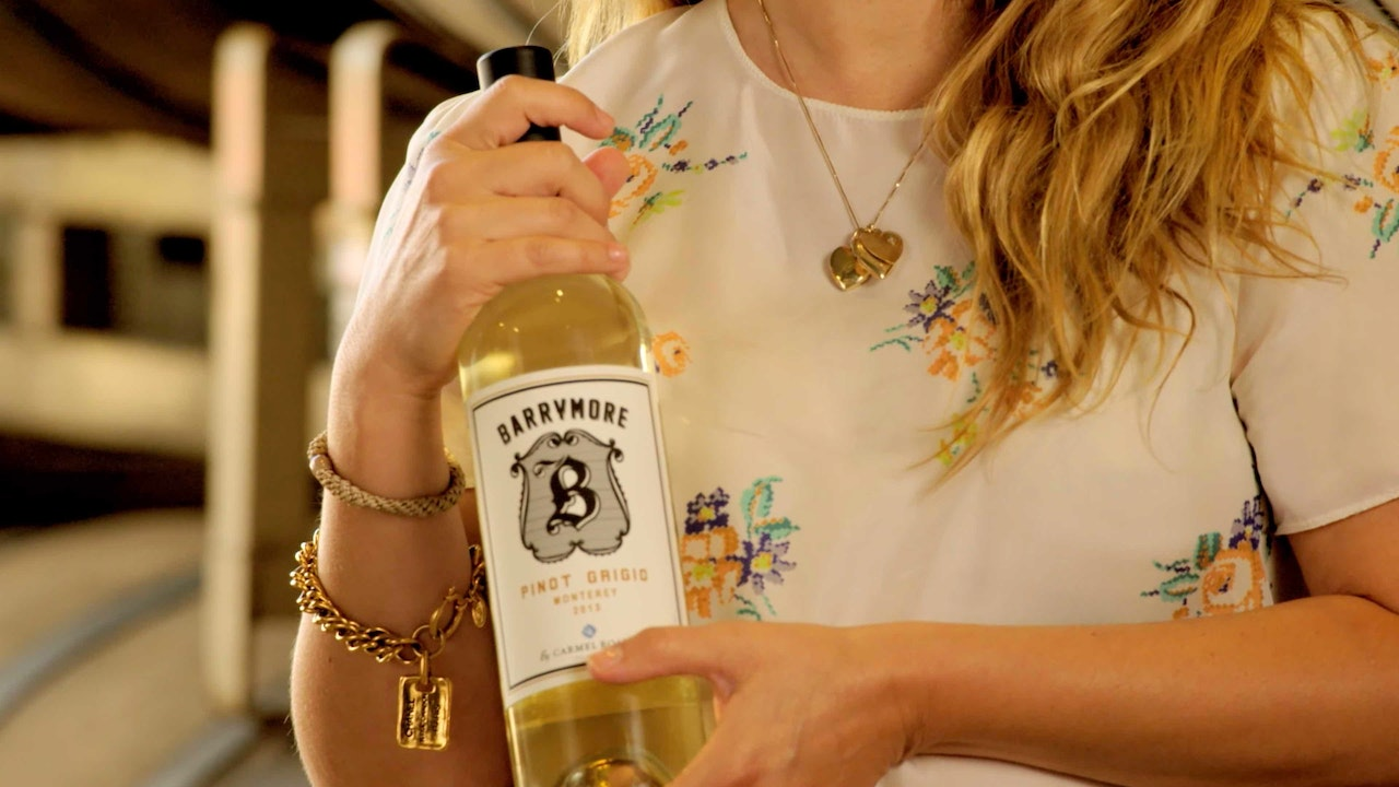 Barrymore Pinot Grigio by Carmel Road -