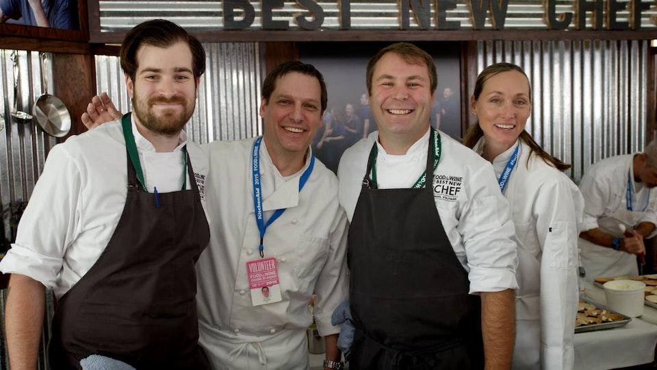 Kendall-Jackson, Food & Wine | Best New Chefs 2015