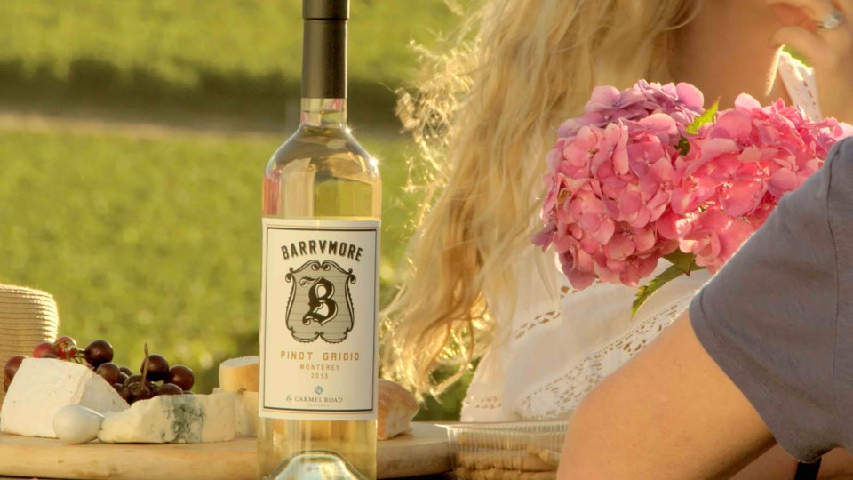 Barrymore Pinot Grigio by Carmel Road