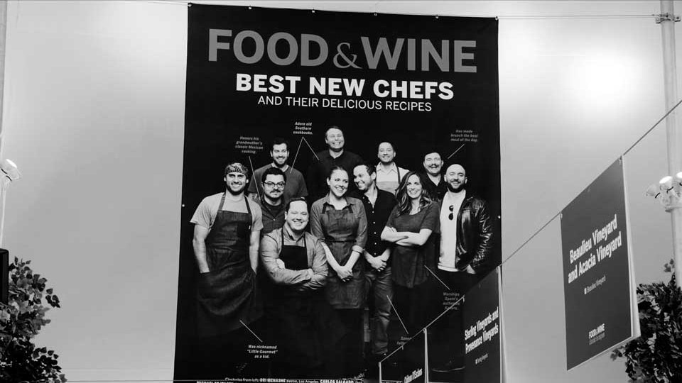 Kendall-Jackson, Food & Wine | Best New Chefs 2015