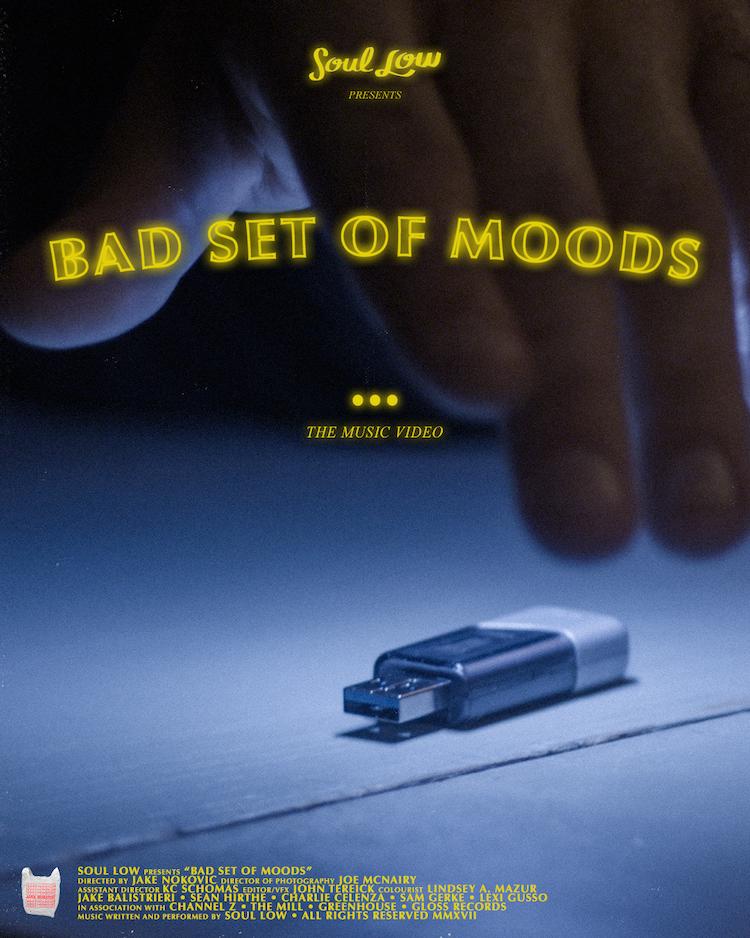SOUL LOW 'Bad Set of Moods'