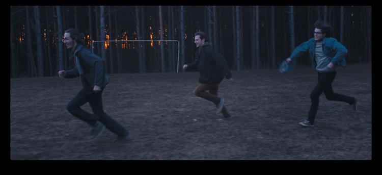 NORTHERN EXPOSURE 'Run'