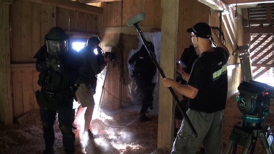 Zuger Polizei – Making of