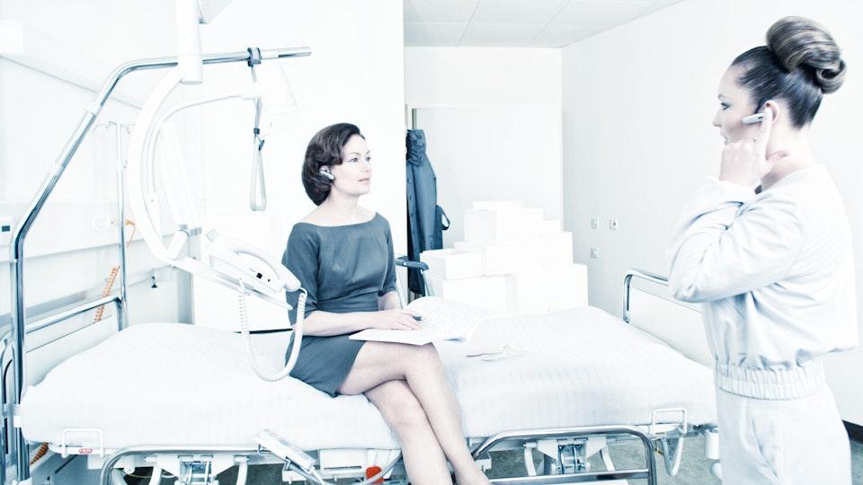 Do-it-yourself-hospital