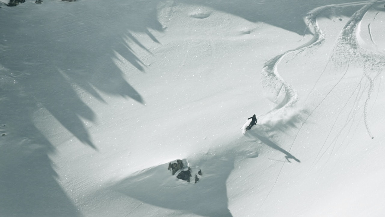 Testa – Only you, the mountain, the line -