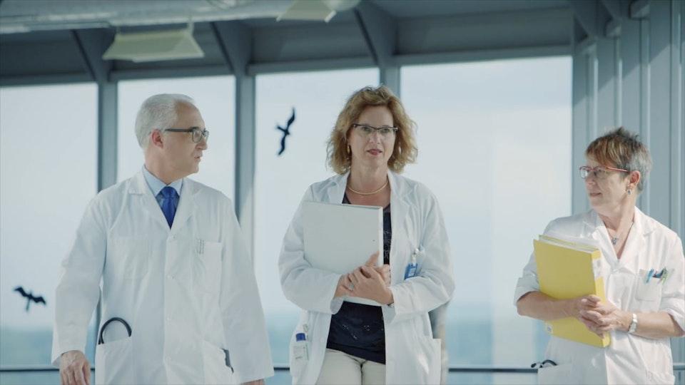 4 Patientinnen und Patienten erzählen