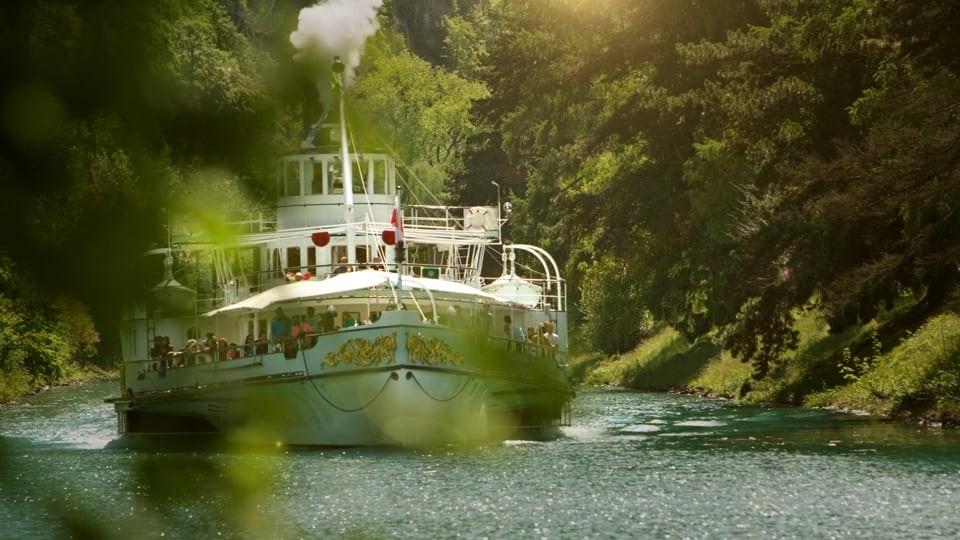 BLS Schifffahrt – Teaser I