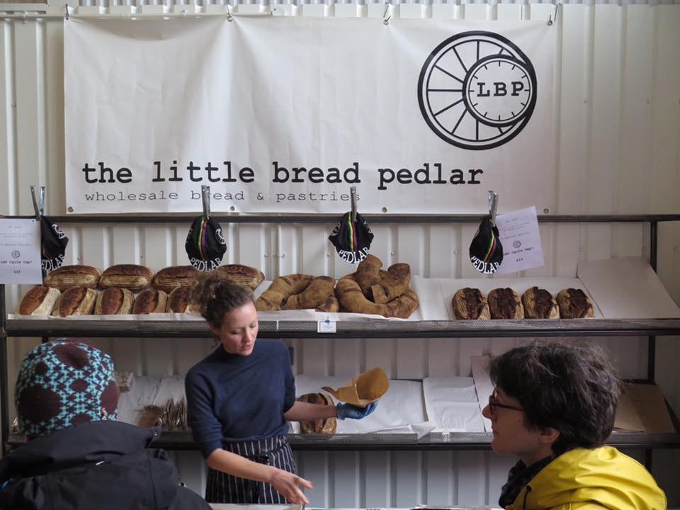 The Little Bread Pedler