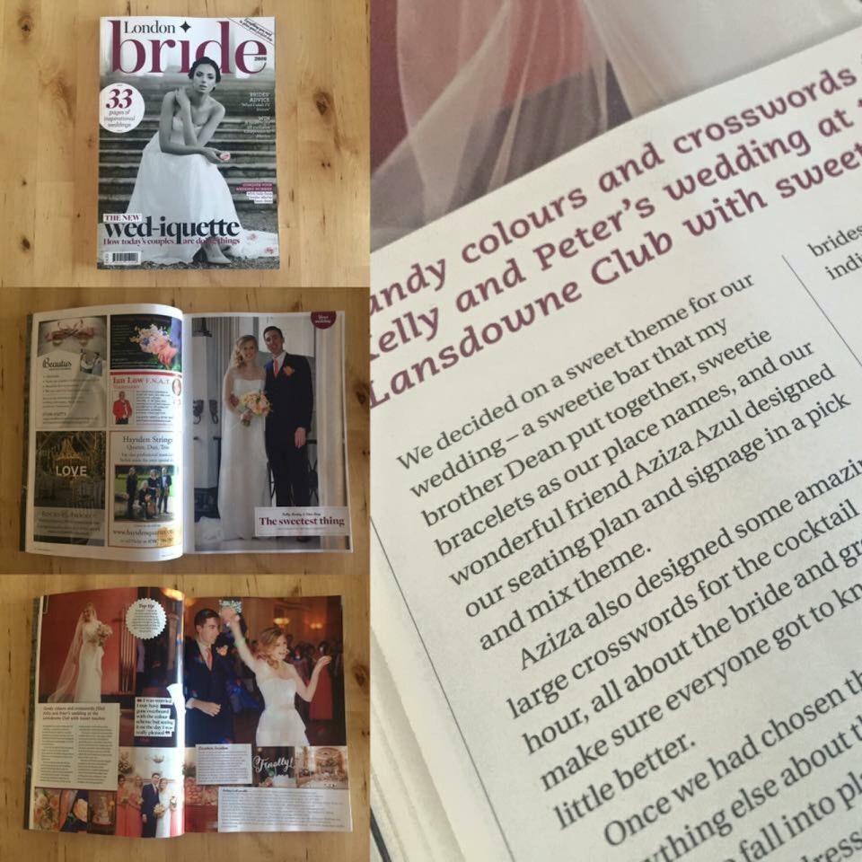 London Bride Magazine