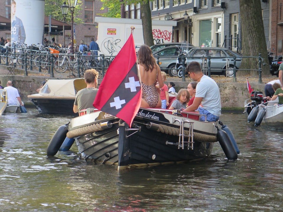 Only Amsterdam