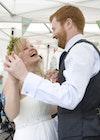 Anette & Stephen's wedding