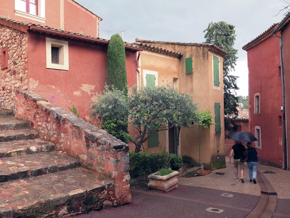 The Ochre Village