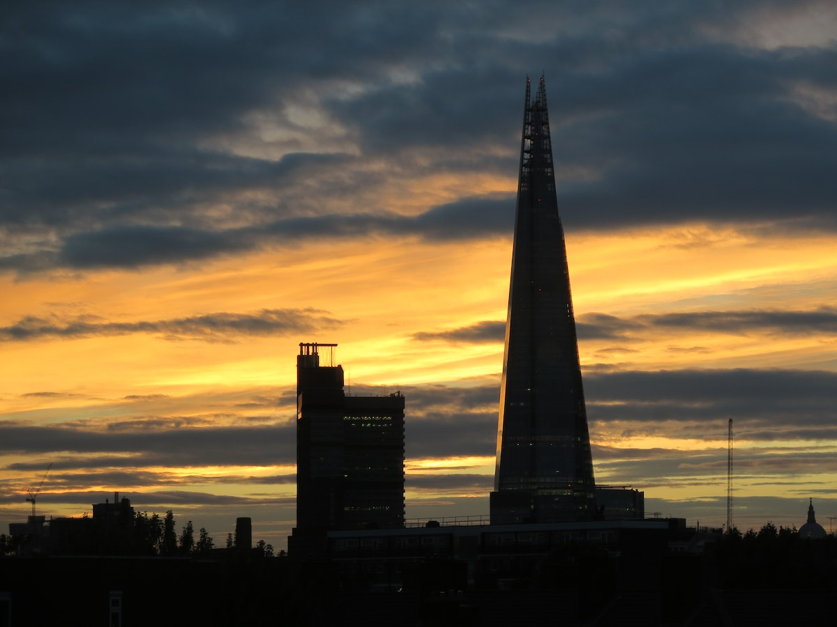 London at Sunset