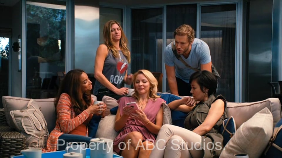 Mistresses (Two Episodes) - Episode 403 - original air date June 20, 2016. Password: mistresses