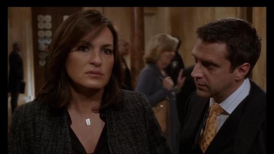 "Law & Order: Special Victims Unit - ""Spousal Privilege"""