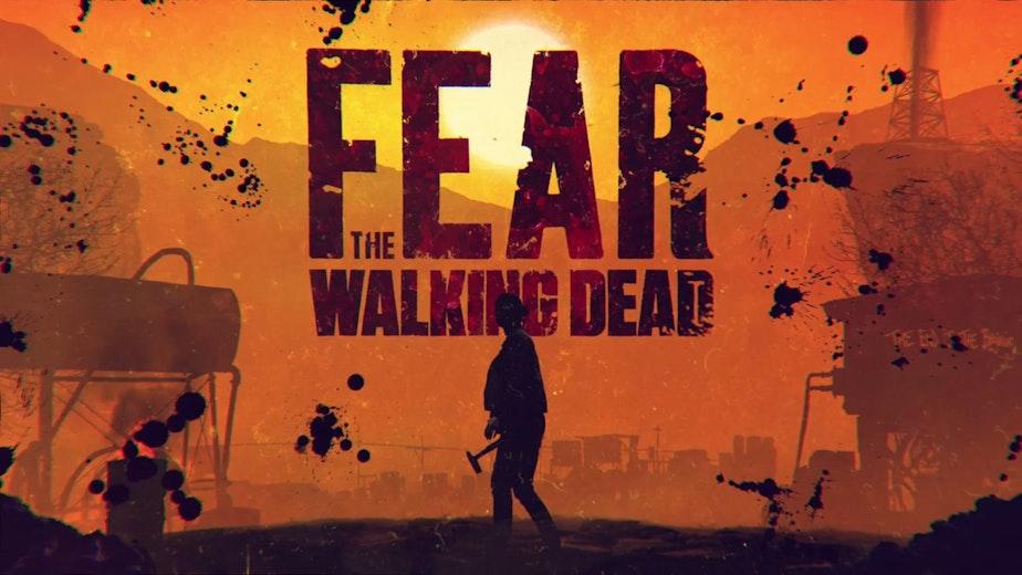 """Fear the Walking Dead - """"Bury Her Next to Jasper's Leg"""""""
