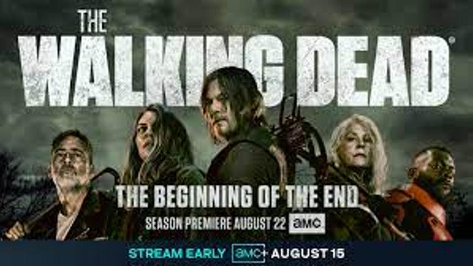 The Walking Dead (Three Episodes) - Sharat directed two episodes of The Walking Dead in Season 11 that will air in Fall 2021. Video to follow.