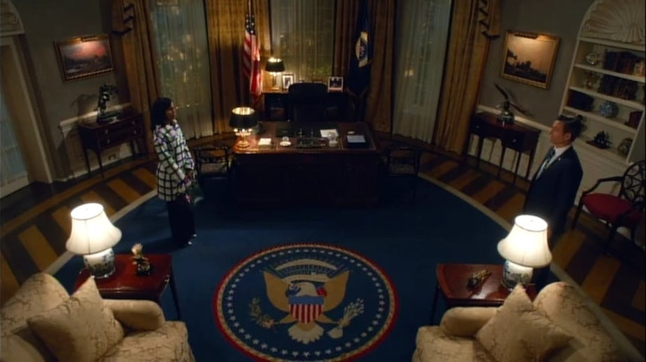 """Scandal - """"The Fish Rots from the Head"""""""