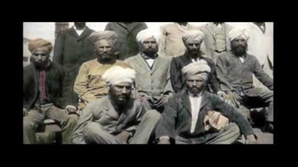 Becoming American: The Journey of an Early Sikh Pioneer