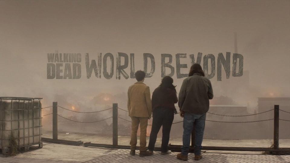 The Walking Dead: World Beyond - Episode 103 - original air date November 15, 2020  Password = beyond