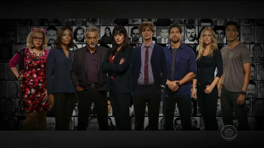 Criminal Minds - ''Face Off''