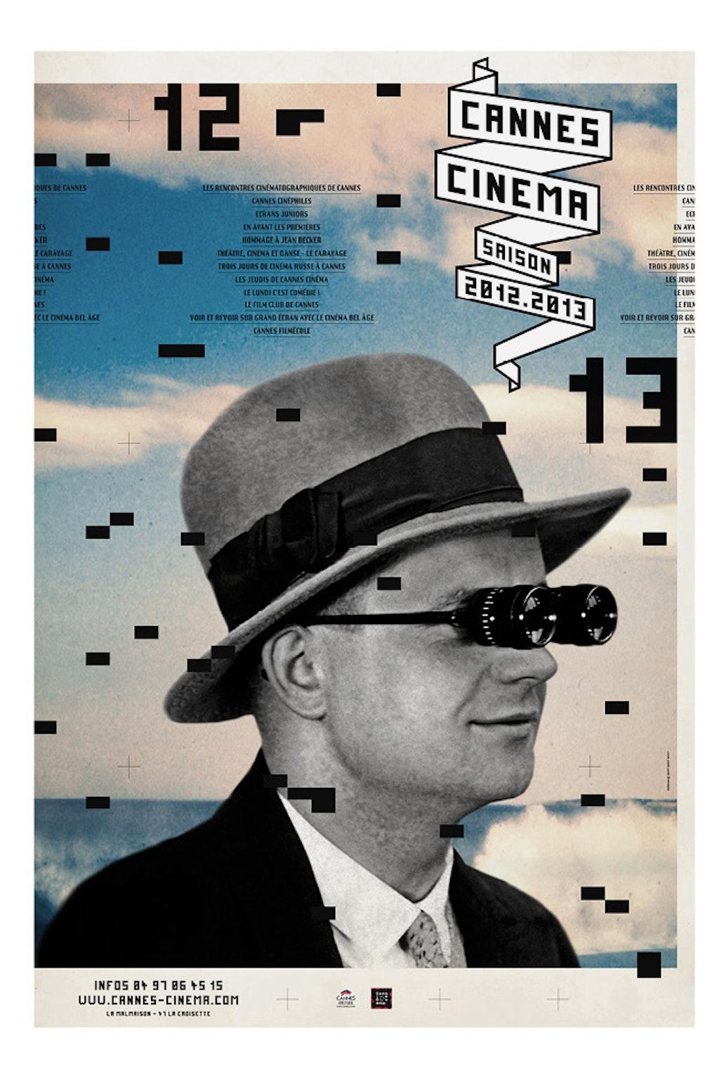 Cannes Cinéma 12+13