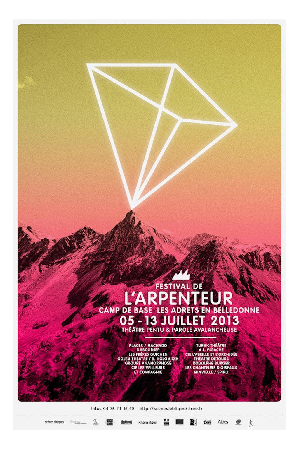 festival de l'Arpenteur 2013