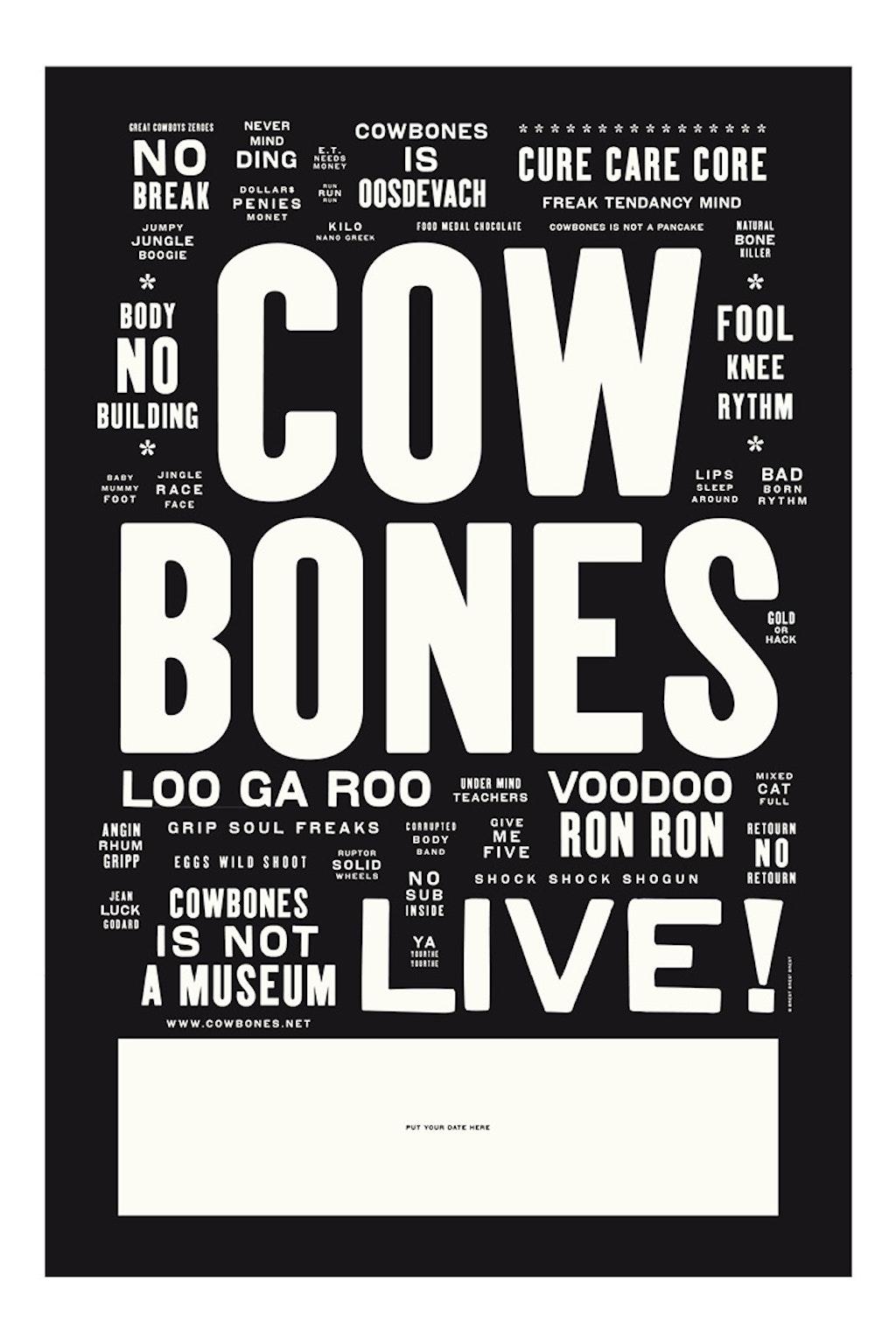 Cowbones live!