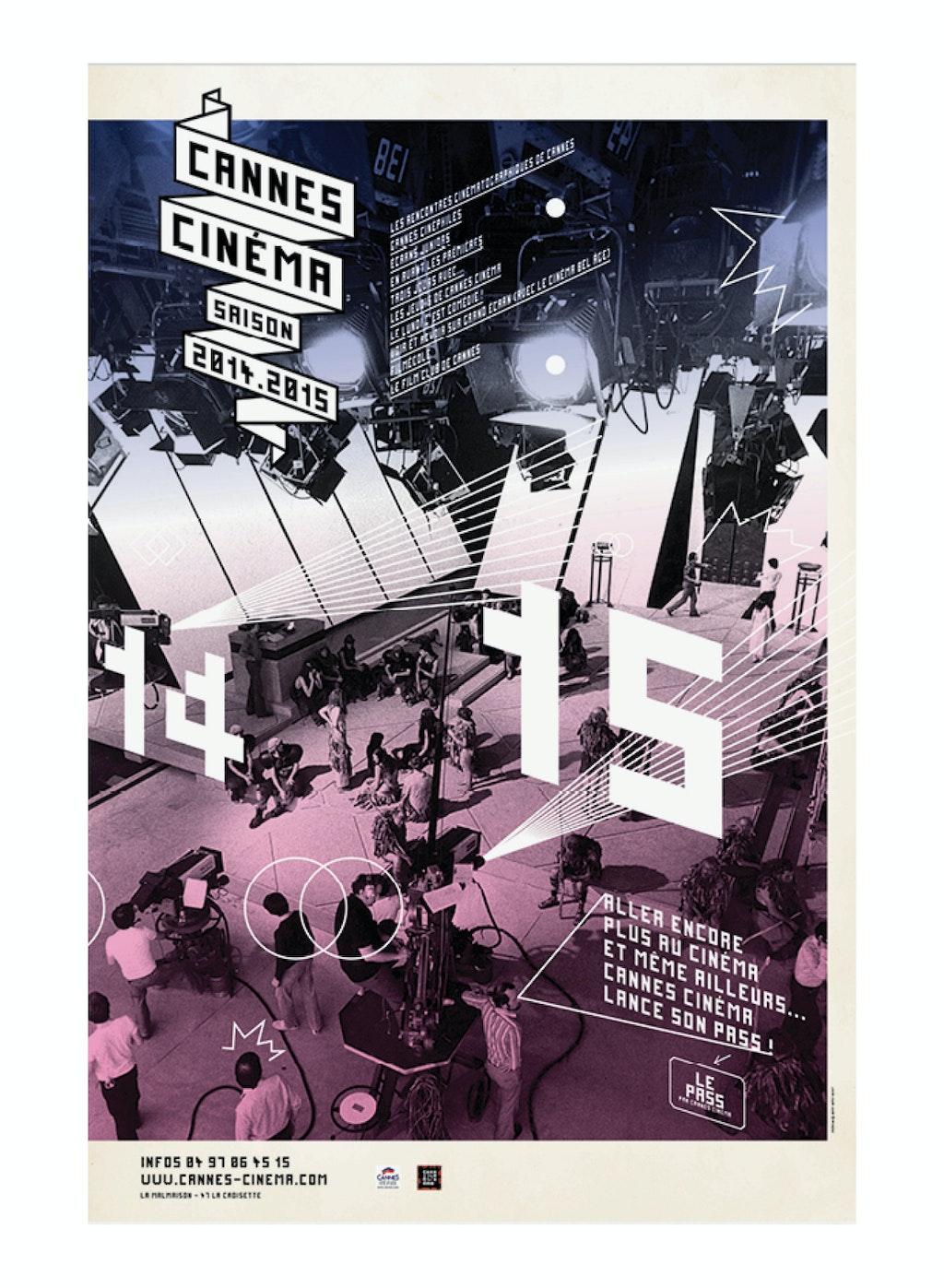 Cannes Cinéma 14+15