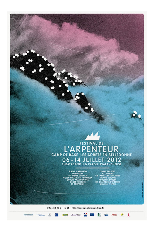 festival de l'Arpenteur 2012